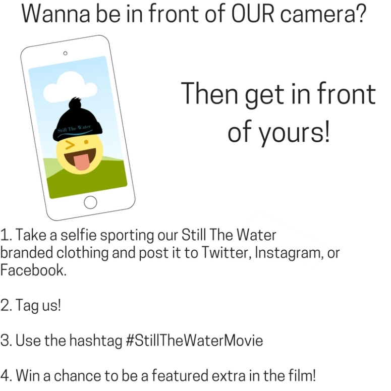 CLothing Selfie Contest
