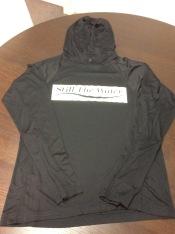 black-black proteam hooded long sleeve - cadcut