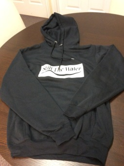 black everyday hoodie - cadcut