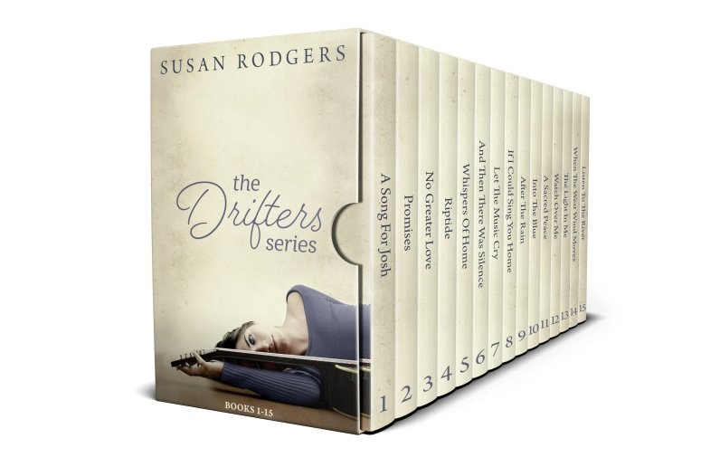 Drifters Series books